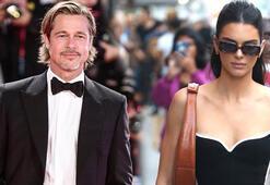 Kendall Jennerdan Brad Pitt itirafı