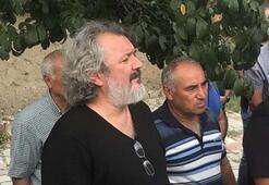 Müfit Can Saçıntı'nın babası son yolculuğuna uğurlandı