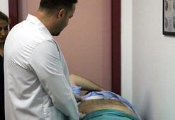 Almanyadan gelip tüp mide ameliyatı oldu