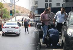 İstanbulda Anadolu Adalet Sarayı önünde silahlı kavga