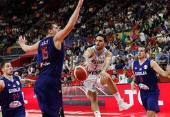 Arjantin-Sırbistan: 97-87
