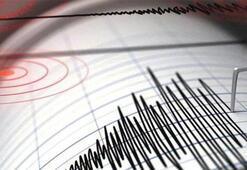 O ülkede 5,7 büyüklüğünde deprem
