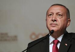 Cumhurbaşkanı Recep Tayyip Erdoğandan şehit ailelerine başsağlığı