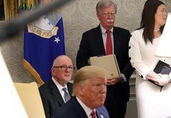 Son dakika | ABDde şoke eden gelişme John Bolton...