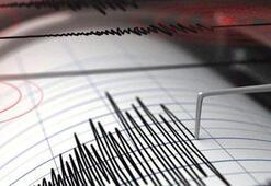 Komşuda korkutan deprem Sınır illerinde de hissedildi