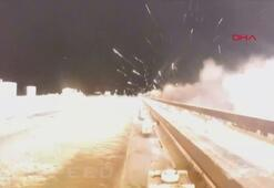 ABD Hava Kuvvetleri hipersonik roket kızağı test etti