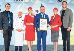THY 'Beş Yıldızlı Küresel Havayolu'