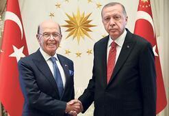 Erdoğandan YPGye destek tepkisi: ABD'nin yanımızda olmasını bekleriz