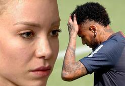 Ünlü futbolcuyu tecavüzle suçlamıştı... Flaş gelişme