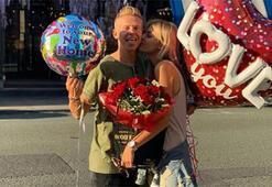 Vlada Sedandan Zinchenkoya öpücük yasağı