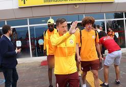 Galatasarayda Linnes kadroya yazılamadı