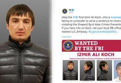 FBI, İzmir Ali Koch adlı adamı arıyor