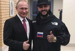Putini öven rap şarkısı YouTubeda beğenilmeme rekoru kırdı