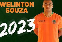 Welinton Souzaya yeni sözleşme
