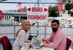 Genç kız sürpriz evlilik teklifinden sonra kalp krizinden öldü