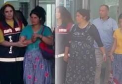 3 kadın hırsız 70 bin liralık altın çaldı