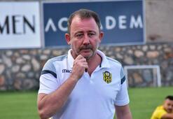 Sergen Yalçın'dan futbolcularına uyarı