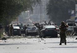 Son dakika... Afganistan'da askeri üste patlama