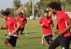 Antalyasporda 5 eksik