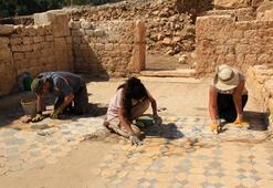 Elaussia Sebaste antik kentinde kazılar başladı