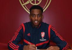 Arsenalden Joe Willock uzun süreli sözleşme