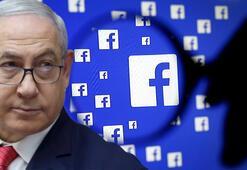 Facebooktan Netanyahuya paylaşım engeli