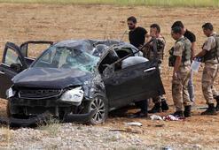 Tuncelide trafik kazası: 1 ölü, 4 yaralı