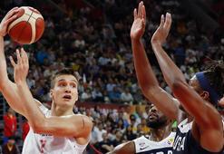 Bogdanovic, ABDyi yıktı: 94-89