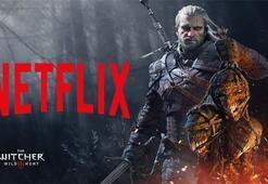 Netflix The Witcher dizisinin tarihini açıkladı mı