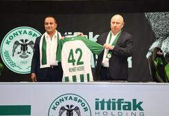 Konyasporda 5 yıllık imza İşte anlaşmanın ilginç detayı...