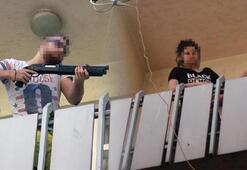 Yer: Konya Annesini ve kız kardeşini pompalı tüfekle rehin aldı