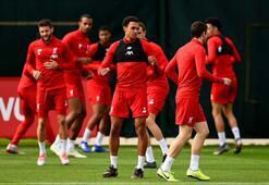 Mohamed Salahın görüntüsü viral oldu Robertson dayanamadı...
