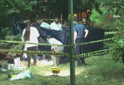 Lüks sitenin bahçesinde kadın cesedi bulundu