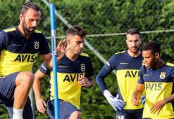 Fenerbahçede Alanyaspor mesaisi