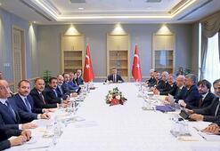 Suriye Koordinasyon Toplantısı yapıldı: Güvenli bölge hazırlıkları görüşüldü