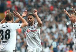 Beşiktaş, Gazişehir deplasmanında