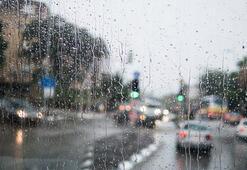 Meteorolojiden kuvvetli yağış ve rüzgar uyarısı Hava durumu bugün nasıl olacak