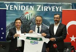 Bursaspora yeni göğüs forma sponsoru