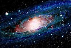 Galaksimizin merkezinde devasa bir yapı ortaya çıktı