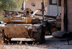 Rejim ve Rusya İdlibi yine vurdu