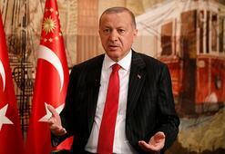 Cumhurbaşkanı Erdoğan, Reutersa konuştu: Bölgedeki barış için bu adımı atmak zorundaydık