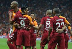 Galatasaray-Kasımpaşa: 1-0