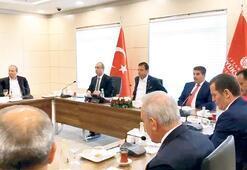 İstanbullu başkanların Yenikapı buluşması