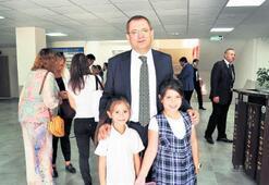 Başkan Ergin, Sakarya İlkokulu'nun açılışında