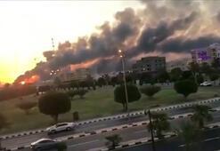 Son dakika... Suudi Arabistanı kalbinden vurdular Art arda patlamalar