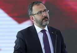 Bakan Kasapoğlundan Abdülkadir Ömüre geçmiş olsun telefonu