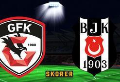Beşiktaş, Gazişehir deplasmanında Maç saat kaçta hangi kanalda