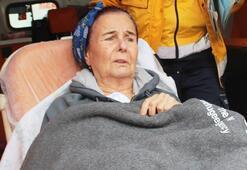 Son dakika... Usta oyuncu Fatma Girik hastaneye yatırıldı