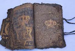 Diyarbakır'da 800 yıllık İncil ve İbranice işlenmiş ferman ele geçirildi