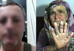 80 yaşındaki kadına bunu yapmıştı Dehşetle ilgili flaş gelişme